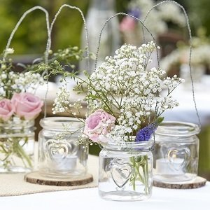 baby-shower-boheme-pot-fleurs