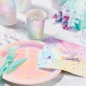 baby-shower-theme-sirene-deco-table