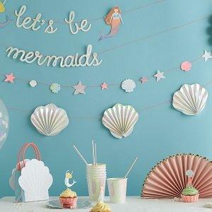 anniversaire-fille-theme-sirene-decoration-meri-meri