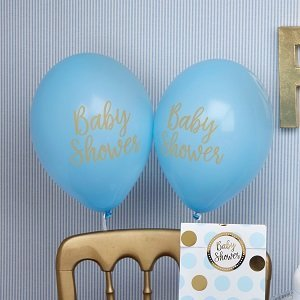 baby-shower-bleu-et-or-ballons-baby-shower