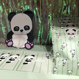 baby-shower-theme-panda-pochettes-cadeaux-invites