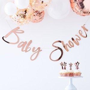 baby-shower-pastel-peche-et-marbre-guirlande