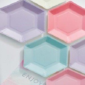 baby-shower-pastel-assiettes