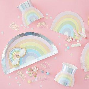 deco-de-table-anniversaire-1-an-vaisselle-jetable-pastel
