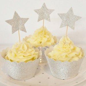 deco-gateau-anniversaire-1-an-cake-topper-etoile-argent