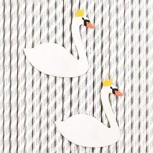anniversaire-1-an-theme-cygne-irise-pailles-en-papier