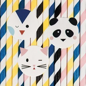 anniversaire-1-an-theme-animaux-kawai-accessoires-deco-table