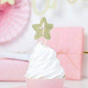 anniversaire-1-an-blanc-et-or-deco-gateau