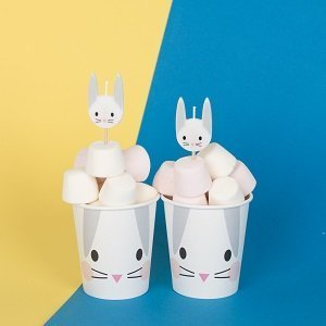 anniversaire-1-an-theme-lapin-miffy-deco-table-bougie