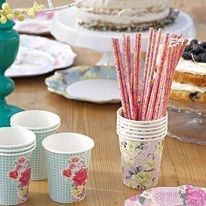 anniversaire-1-an-theme-liberty-gobelets-assiettes-pailles