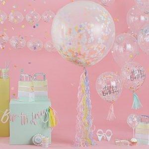 anniversaire-1-an-pastel-ballons