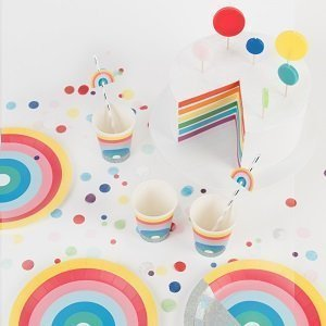 anniversaire-1-an-multicolore-deco-table