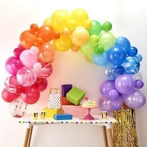 anniversaire-1-an-multicolore-kit-arche-ballon-arc-en-ciel-multicolore