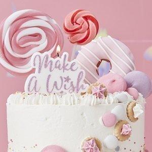 anniversaire-adulte-theme-licorne-bougie