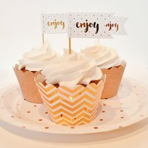 anniversaire-adulte-theme-rose-gold-decoration-gateau