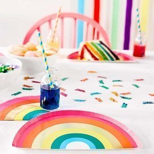 anniversaire-multicolore-decoration-table