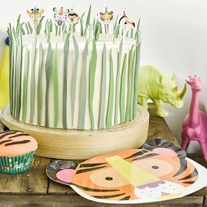 anniversaire-enfant-theme-jungle-savane-deco-gateau