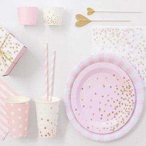 decoration-de-table-anniversaire-fille-vaisselle-jetable