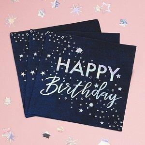 anniversaire-garcon-theme-star-wars-serviettes-happy-birthday