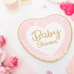 Baby Shower Fille Idées Déco