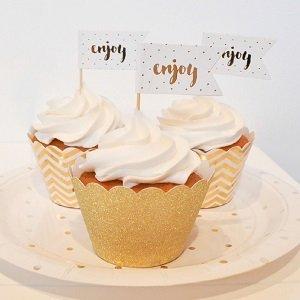 cake-toppers-piques-gateaux-bapteme-decoration-gateau-bapteme-piques-rose-gold