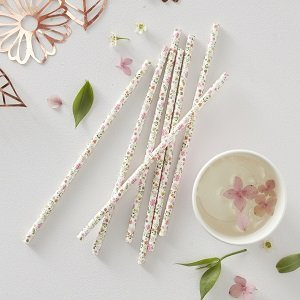 pailles-bapteme-decoration-de-table-bapteme-pailles-fleurs-bohemes