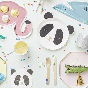 bapteme-panda-assiettes-serviettes