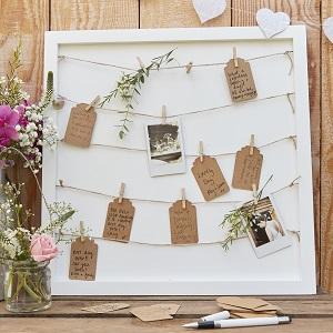 mariage-theme-fleurs-bohemes-livre-d-or-tableau