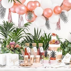 mariage-tropical-chic-deco-buffet