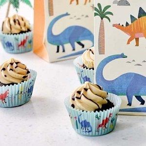 anniversaire-theme-dinosaures-bougies-dinosaures