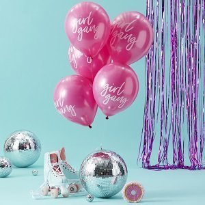 anniversaire-fille-theme-girly-ballons